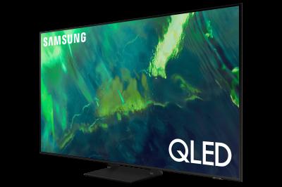 """65"""" Samsung QN65Q72AAFXZC QLED 4K Smart TV"""