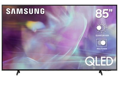 """85"""" Samsung QN85Q60AAFXZC QLED 4K Smart TV"""
