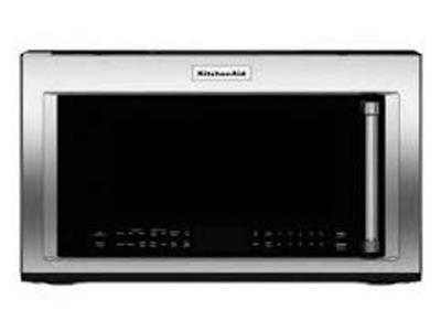 """30""""  KitchenAid 1.9 Cu. Ft. 1200-Watt Convection Microwave With High-speed Cooking - YKMHP519ES"""