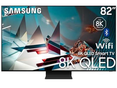 "82"" Samsung QN82Q800TAFXZC 8K Smart QLED TV"