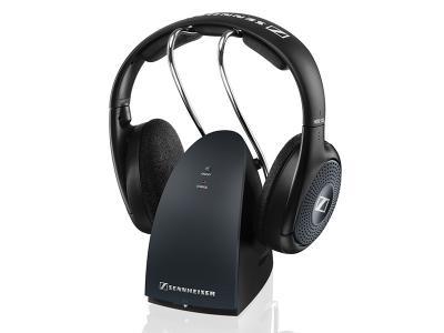 Sennheiser Audio Headphones Stereo Wireless Headphones - RS 135