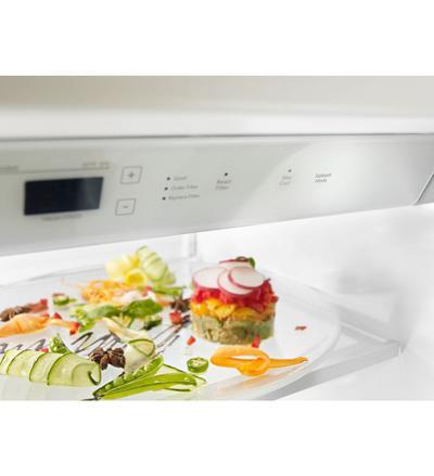 "48"" KitchenAid 30.0 Cu. Ft. Built-In Side by Side Refrigerator - KBSN608ESS"