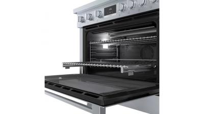 """36"""" Bosch 800 Series Freestanding Gas Range With 6 Burners In Stainless Steel - HGS8655UC"""