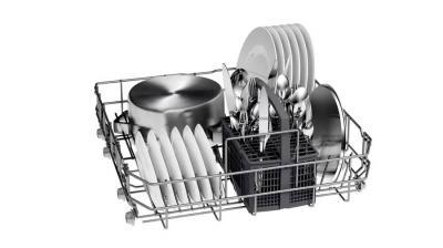 "24"" Bosch 300 Series 46dB Built-In Dishwasher - SHEM53Z22C"
