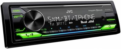 JVC Digital Media Receiver With Bluetooth  And JVC Remote App Compatibility - KD-X370BTS