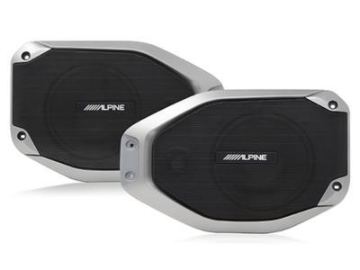 Alpine Weather-Resistant Rear Soundbar Upgrade Kit - SPV-65-JLT