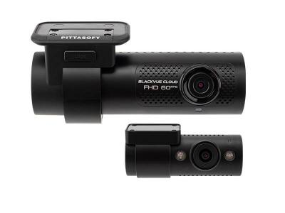 Blackvue 2-Channel Dashcam with Built-in GPS, Full Hd ,IR Camera - DR750X-2CHIR-32