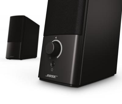 Bose Multimedia Speaker System With High Quality Audio Performance - Companion 2 Series III multimedia speaker system