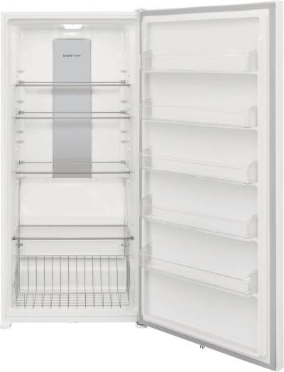 "33"" Frigidaire 20.0 Cu. Ft. Upright Freezer With Adjustable Shelves In White - FFFU20F4VW"