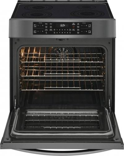 """30"""" Frigidaire Gallery 5.4 Cu. Ft. Front Control Induction Range With Air Fry - CGIH3047VD"""