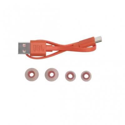 JBL Tune  125TWS True Wireless In-Ear Headphones - JBLT125TWSWHTAM