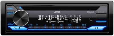 JVC CD Receiver With Bluetooth and JVC Remote App Compatibility - KD-T710BT