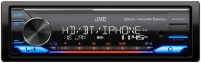 JVC Digital Media Receiver With Bluetooth  And JVC Remote App Compatibility - KD-X470BHS