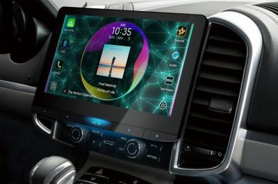 JVC Digital Media Receiver featuring Wireless Apple CarPlay , Wireless Android Auto - KW-Z1000W