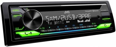 JVC CD Receiver With Bluetooth JVC Remote App Compatibility - KD-T915BTS