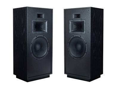 Klipsch Floorstanding Speaker in Black Ash - FORTEIVB