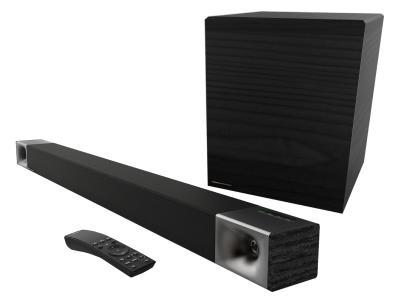 Klipsch Cinema 600 Sound Bar And Wireless Subwoofer - CINEMA600
