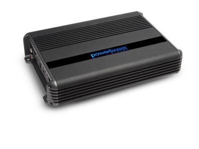 PowerBass Mono Block Compact Amplifier with 800 Watt High Efficiency - XMA800D
