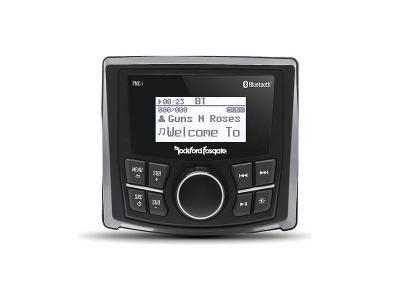 Rockford Fosgate Punch Marine Grade Media Receiver with Dot Matrix Display - PMX-1