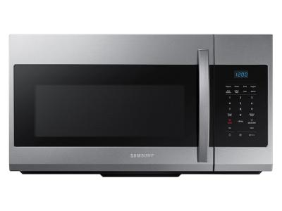 Samsung Over-the-Range Microwave In Stainless Steel - ME17R7021ES