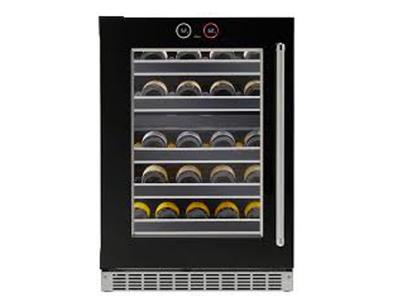 """24"""" Silhouette -With Touch Display Wine Cooler - SRVWC050L"""