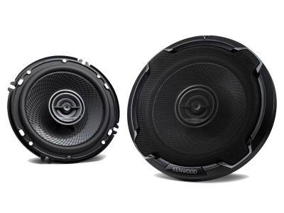 "6.5"" Kenwood Round 2-way Speakers - KFC1696PS"