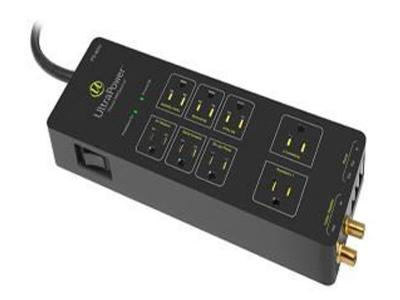 Ultralink Power Surge Protector 8 Outlet PS800i