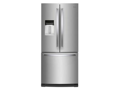 "30"" Whirlpool French Door Refrigerator - WRF560SEHZ"