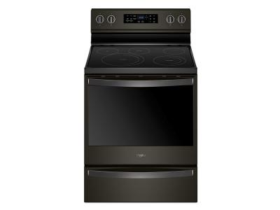 Whirlpool 6.4 Cu. Ft. Freestanding Electric Range with Frozen Bake Technology - YWFE775H0HV