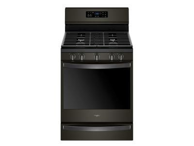 "30"" Whirlpool 5.8 Cu. Ft. Freestanding Gas Range With Frozen Bake Technology - WFG775H0HV"