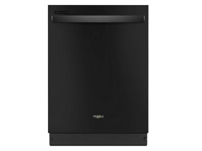 """24"""" Whirlpool Dishwasher With Sensor Cycle In Black - WDT710PAHB"""