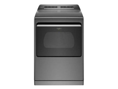 """27"""" Whirlpool 7.4 Cu. Ft. Smart Top Load Electric Dryer - YWED7120HC"""