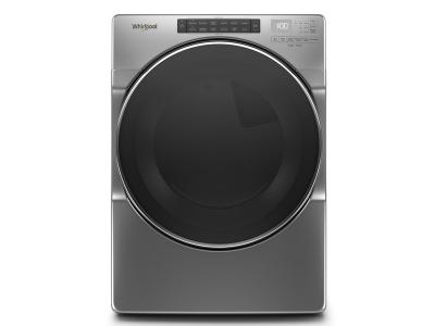 """27"""" Whirlpool 7.4 Cu. Ft. Front Load Gas Dryer With Intiutitive Touch Controls - WGD6620HC"""