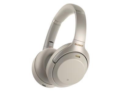 Sony Wireless Noise Cancelling Headphones - WH1000XM3/S