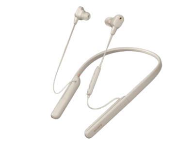 Sony Wireless Noise Cancelling In-Ear Headphones In Silver - WI1000XM2/S