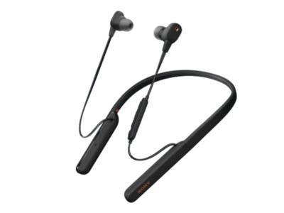 Sony Wireless Noise Cancelling In-Ear Headphones In Black - WI1000XM2/B
