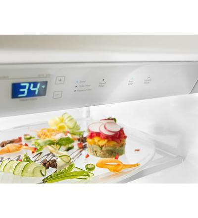 "48"" KitchenAid 30.0 Cu. Ft. Built-In Side by Side Refrigerator - KBSN608EPA"