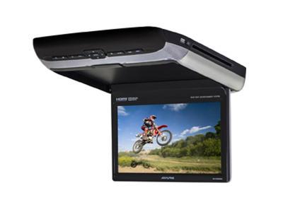 Alpine 10.2 Inch DVD/HDMI/USB Rear Seat Entertainment System - PKGRSE3HDM