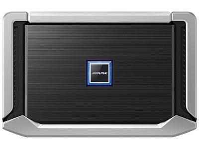 Alpine 5-Channel Power Density Amplifier - X-A90V