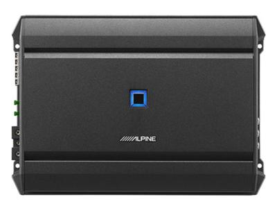 Alpine S-Series S-A55V 5-Channel Power Amplifier - S-A55V