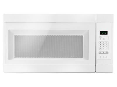 "30"" Amana 1.6 Cu. Ft.Over-the-Range Microwave - YAMV2307PFW"
