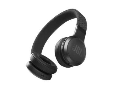JBL Wireless On-Ear Noise Cancelling Headphones in Black Live 460NC - JBLLIVE460NCBLKAM