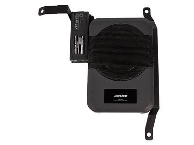 Alpine Powered System Upgrade for Honda Civic 4-Door - PSU-300CVC