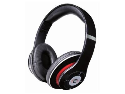 Escape Bluetooth Headset With Microphone and Fm Radio In Black - BT-S15BK