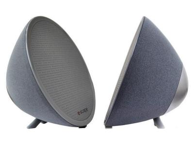 Escape Two Wireless Stereo Speakers With Microphone - SSPBT746