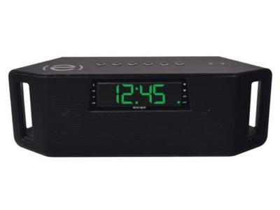 Escape Hands-free Stereo Bluetooth Speaker With FM Radio and Alarm Clock - SPBT029