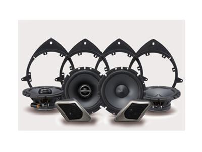Alpine GM Truck Speaker System 07-13 - SPT-21GM