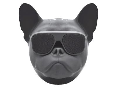Escape Wireless Speaker in Bulldog Head Design - SPBT985