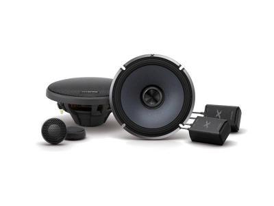 Alpine X-Series 6.5 Inch Component 2-Way Speakers - X-S65C