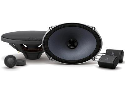 Alpine X-Series 6x9 Inch Component 2-Way Speakers - X-S69C